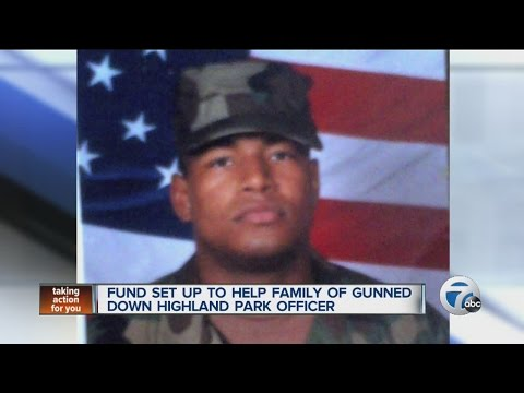 Fund set up to help family of gunned down Highland Park officer