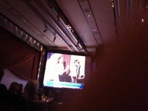 Simon Baker Tribute by Nicole Kidman and Keith Urban