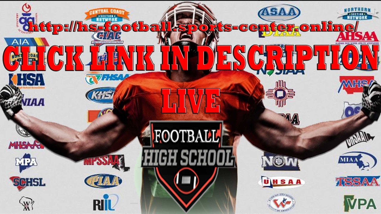 Weatherford vs North Crowley | 2019 High School Football Live Stream
