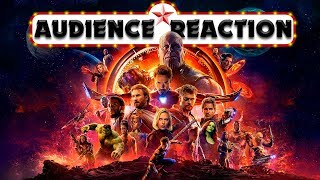Avengers: Infinity War • AUDIENCE REACTION • Audio Only