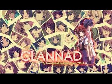 Clannad 01 vostfr