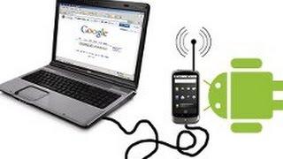 Як перетворити телефон або планшет Андроїд в модем (USB-Модем).