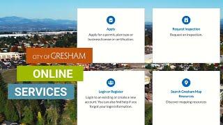 Gresham Online Services