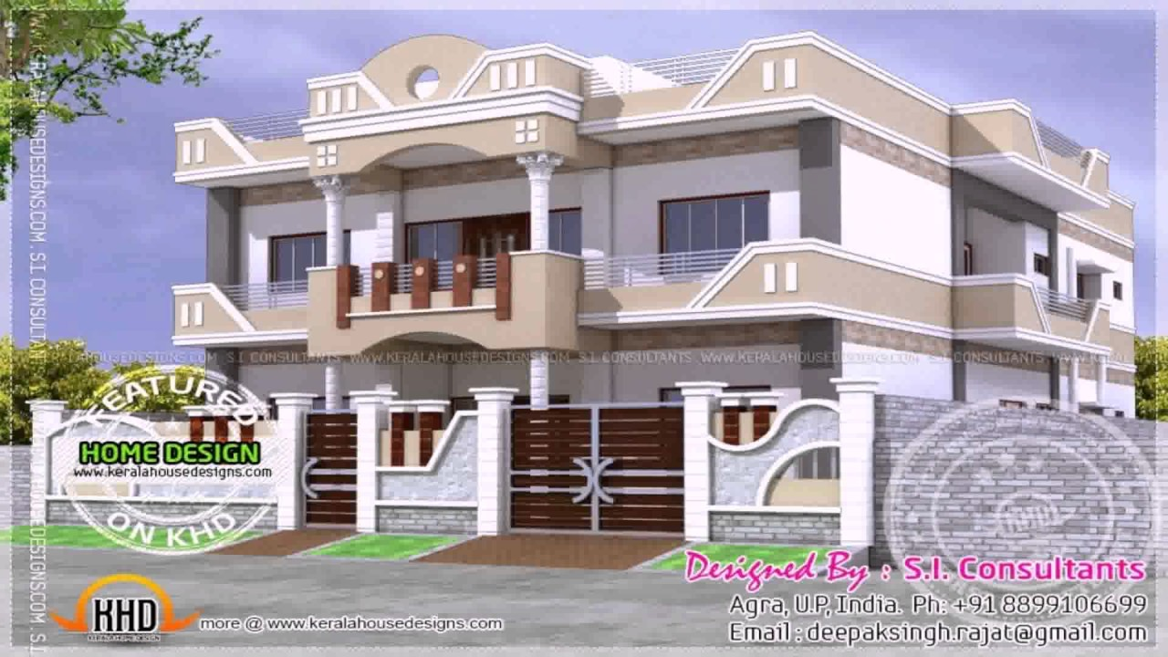 Indian House Design With Plan Gif Maker Daddygifcom See