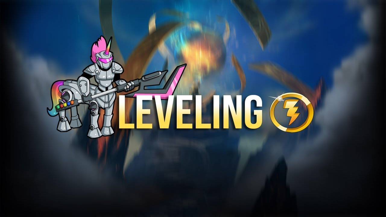 HIGHEST LEVEL IN LEAGUE OF LEGENDS - HOW TO LEVEL UP FAST