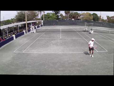 Men's 75 Tennis Finals St. Pete 2016