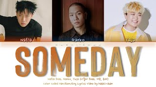 Watch Nafla Someday feat Gaeko  Yuja video