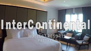 Review : Club Ocean View Terrace Suite Intercontinental Hotels&Resorts Pattaya