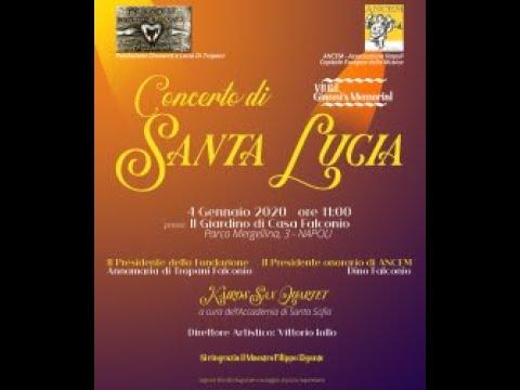 Concerto di Santa Lucia - SETTIMA EDIZIONE Gianni's Memorial