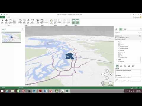 SQL Saturday 332 Presentation: Open Data & Microsoft BI Tools