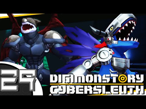 RESCUE BELOW TOKYO | Let's Play Digimon Story: Cyber Sleuth (Blind) | Ep. 29