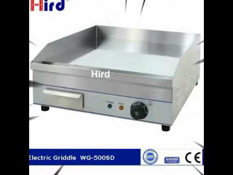 Thermomate electric Griddle grill