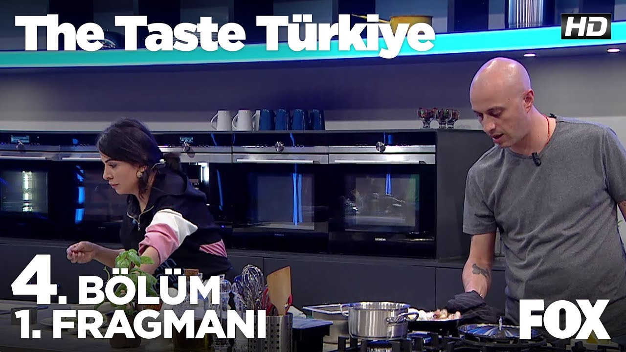 The Taste Türkiye 4. Bölüm 1. Fragmanı