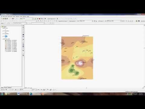 ArcGIS 9.3 Tutorial
