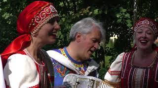 Верила, верила, верю. Валерий Сёмин и ансамбль Доброяр.Россия у нас одна, а душа её в гармони!