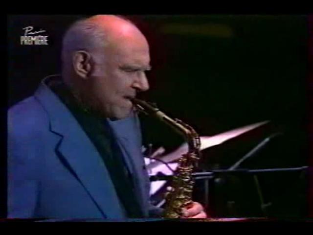 1992 - Herb Geller & Oliver Jones trio - Isfahan-UMMG