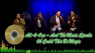 Watch All4one Could This Be Magic video