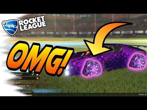 NEW CHAMPION WHEELS Showcase/Reaction! - Rocket League Dropshot Update! (Drop Shot/Season 4)