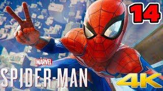 Spider-Man PL (14) - Mroczny Świat Li! [PS4 PRO] | 4K | Vertez