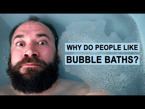 I Took A Bubble Bath Every Night For A Week