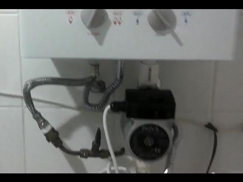 Pressurizador de agua para chuveiro