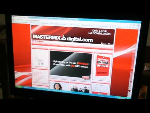 Mastermix Digital Download Music, mashups, mixes.