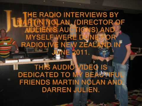 DEBBIE JACKSON AND MARTIN NOLAN'S INTERVIEW WITH RADIOLIVE NZ