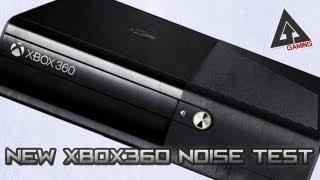 New Xbox 360 E Slim/Mini Noise Comparison