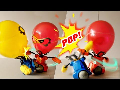 YCOO Robo Kombat BALLOON PUNCHER // Epic Robot Battles!