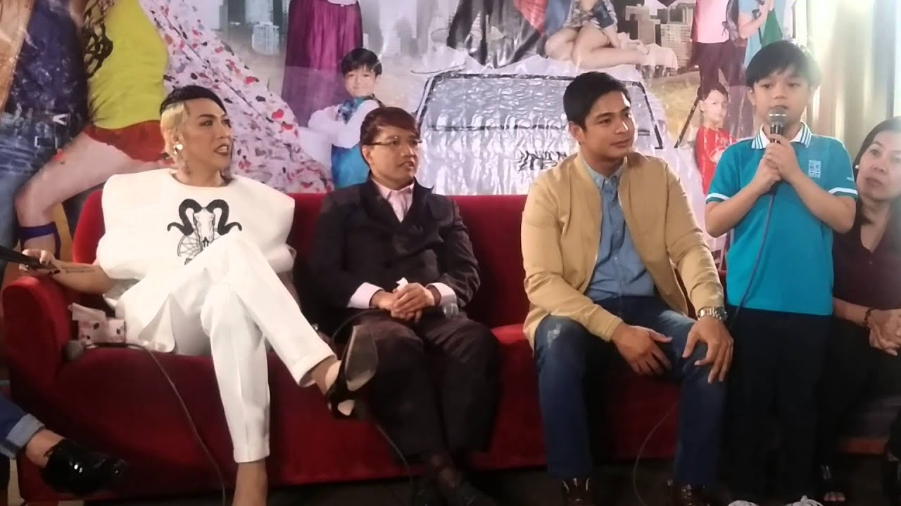 Marco Masa Joins Beauty and the Bestie Presscon - YouTube