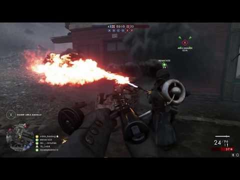 Hayatımda Asla Böyle Bir Büyük Hacker (AIMBOT) Görmedim! - Battlefield 1[Almanlar][Türkçe]