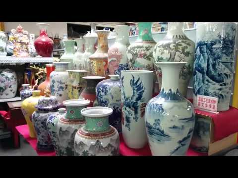 Wholesale to Public - J.D.D. Porcelain - Antique Chinese Porcelain, Los Angeles Area