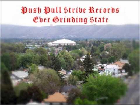 Push Pull Strive Recordz-Wonder How