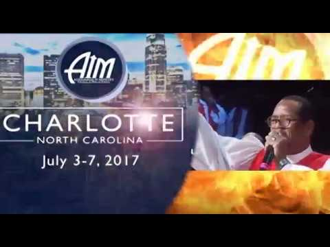 Church of God in Christ AIM Convention 2017 Commercial