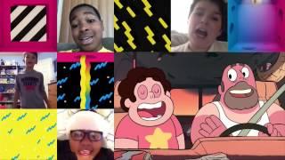 Cartoon Network - CN Sayin' Song - ''ich bin CN, Du bist CN, Sie sind CN, Wir sind CN'' (Fullscreen)