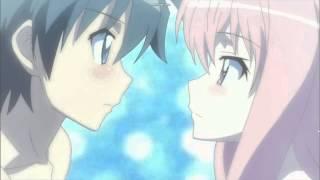 Kuss Szene (Saito & Luise)
