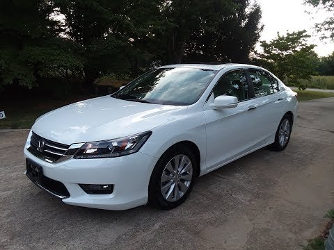 2015 Honda Accord Overview