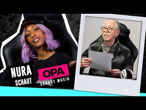 Nura schaut 'Opa schaut Musik - Nura'
