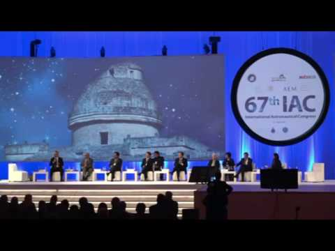 Canadian Space Agency Sylvain Laporte Remarks at the IAC 2016 Heads of Agency Plenary