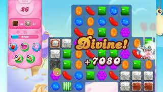 Candy Crush-Level 1614