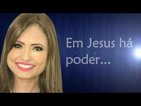 Há poder - Amanda Vasconcellos ( Lançamento- Vídeo LETRA )
