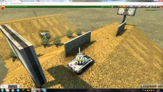 Tanki online-parkour level 3[№6]