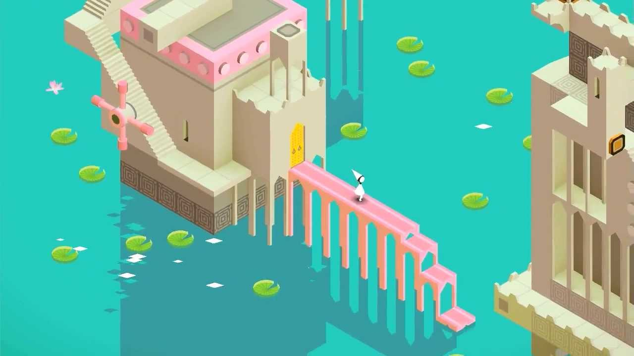 Monument Valley Game From