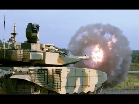Две секунды. Т-90СМ