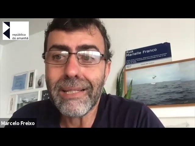 Resgatar o papel da política: conversa com Marcelo Freixo. Parte 1/2