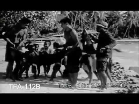 Journey of discovery Pacific Island | Film history documentary