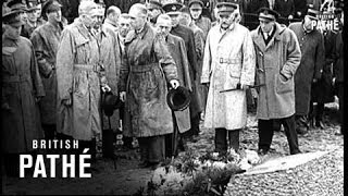 Dieppe Raid Anniversary (1945)