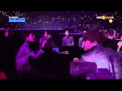 160217 EXO (엑소) - EXODUS + Call Me Baby + LOVE ME RIGHT (러브 미 라잇) @ 5th Gaon Chart K-POP Awards