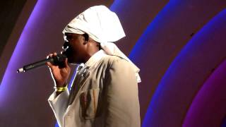 "Richie Spice ""Youth Dem Cold~Street Life~Jah Never Let Us Down"" Live in Dallas Reggae Fest 2011"