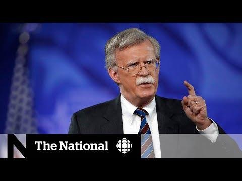 John Bolton: Profiling Trump's new national security adviser